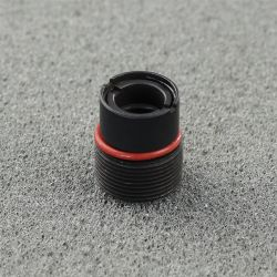 High-Resolution Mounted Triplet Lens