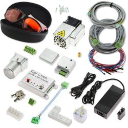 Universal CNC Laser Upgrade Kit with PLH3D-6W-XF