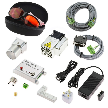 Stepcraft Full Kit with PLH3D-6W-XF Laser Head