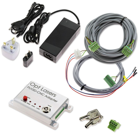 Workbee PLH3D-CNC Adapter Kit
