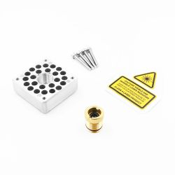 PLH3D-6W-XF to PLH3D-6W-XF+ Laser Head Upgrade Parts