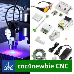 CNC4newbie - High Performance XF+ Laser Upgrade Kit