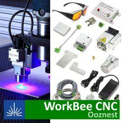 Workbee Laser Upgrade with PLH3D-6W-XF Laser Head