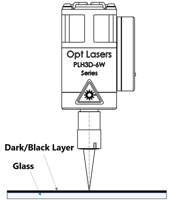 Laser Engraving Glass Method 2