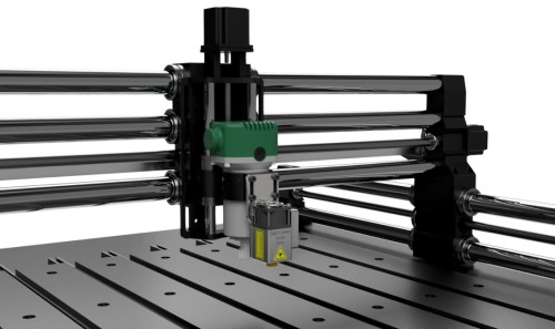 Onefinity CNC Machine Cutting & Engraving Laser Upgrade Kit