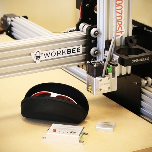 Ooznest WorkBee Upgrade with High-Performance XF+ Laser