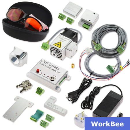 workbee laser engraver kit