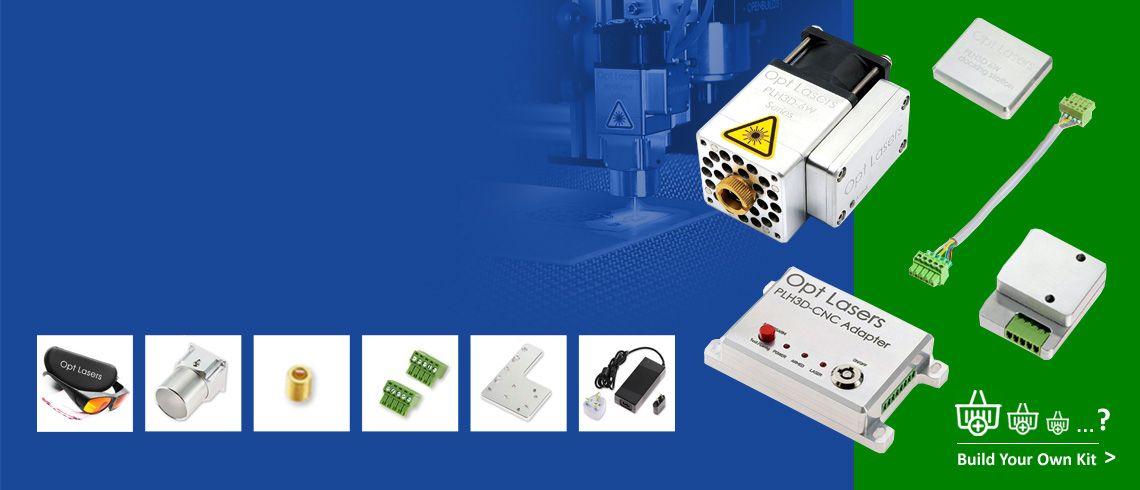 Generic Cutting & Engraving Laser Upgrade Kit Builder